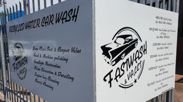 Fast Car Wash and Valet in Cape Town
